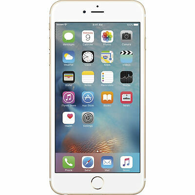 Apple iPhone 6S PLUS (5.5 inch) 16GB GSM Unlocked Gold - Excellent