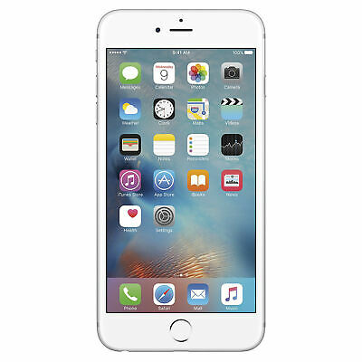 Apple iPhone 6S PLUS (5.5 inch) 32GB GSM Unlocked Silver - Excellent