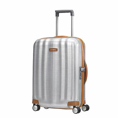 "Samsonite Black Label Lite-Cube DLX 20"" Spinner, Carry On Luggage"