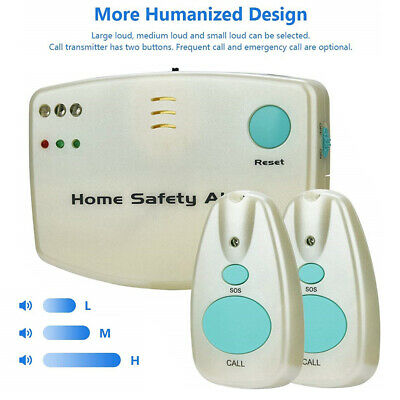 Home Safety Alert Care Call Alarm Patient Medical Elderly Panic Pendant Yi tuo 2