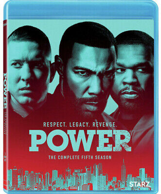 Power: Season 5 [New Blu-ray] Manufactured On Demand, 2 Pack, Ac-3/Dolby Digit