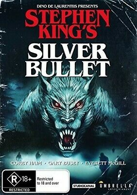 Stephen King's Silver Bullet [New DVD] Australia - Import, NTSC Region 0