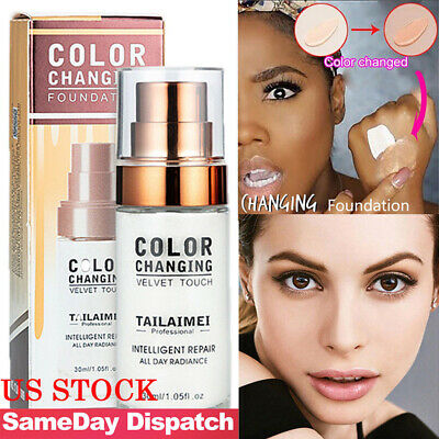 Professional TLM Color Changing Foundation Strong Repair All Day Radiance 30ML