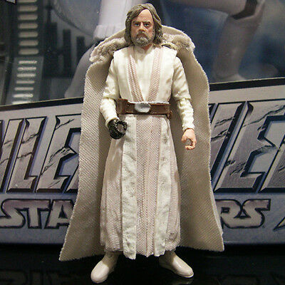 "STAR WARS the vintage collection LUKE jedi master 3.75"" the last jedi VC131"