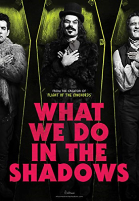What We Do in the Shadows DVD NEW