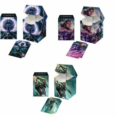 War of the Spark MtG Magic TCG Ultra Pro Deckbox 100+