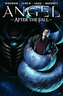 Angel: After The Fall Volume 4 HC: After the Fall v.... by Lynch, Brian Hardback