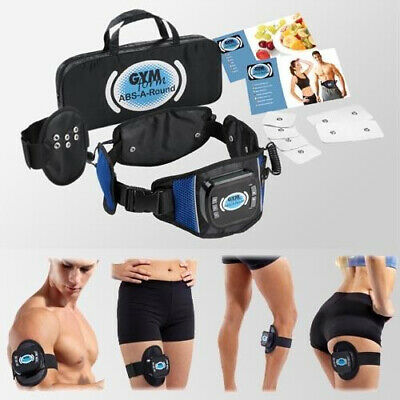 Gym Form Abs-A-Round elettrostimolatore muscolare