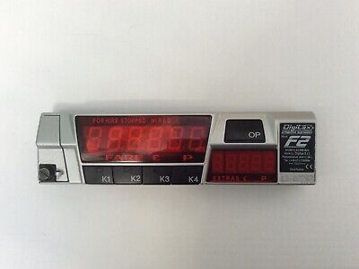Digitax F2 Taxi Meter working good condition F2 DIGITAX  ref1