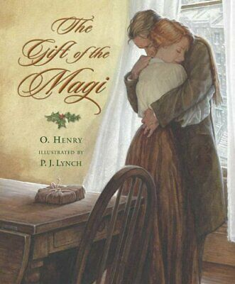 The Gift of the Magi by Henry, O. Hardback Book The Cheap Fast Free Post