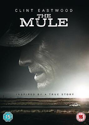 The Mule [2019] New DVD Clint Eastwood