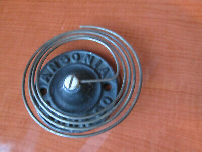 Vintage Ansonia Wall, Ogee, Kitchen Clock Gong Part (417D)