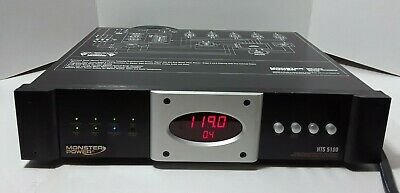 Monster Power HTS-5100 MKII Power Line Conditioner