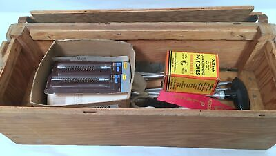 5 VINTAGE GUN Cleaning Kits - $5 00 | PicClick