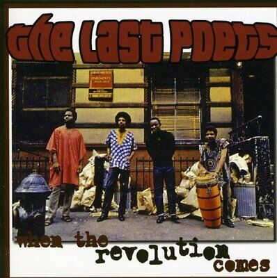 Last Poets - When The Revolution Comes - Last Poets CD DUVG The Fast Free