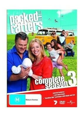 Packed to the Rafters - Complete Season 3 [DVD] [Import] [2010] -  CD AKVG The