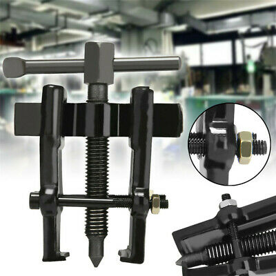 """Two Jaw Gear Pulley Bearing Puller Remover Tool 2"""" 50MM Small Leg Mechanics"""
