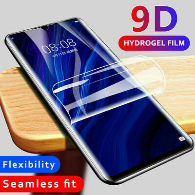 For Huawei P30 P20 Lite Mate 20 Pro Screen Protector Full HD Clear Hydrogel Film