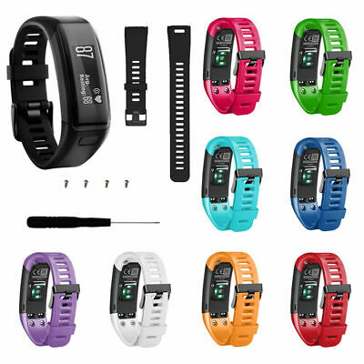 For Garmin Vivosmart HR Silicone Replacement Wrist Band Bracelet Strap & Tool