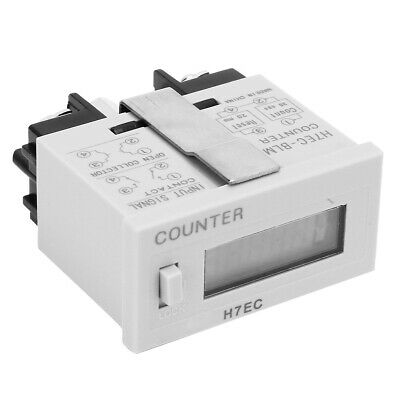 3.0V 6 Digit Digital Electronic Counter Totalizer without Voltage Input H7EC-BLM