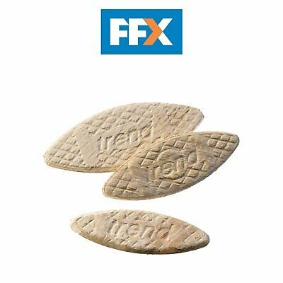 Trend BSC/10/100 500pc Die Cut Beech Jointing Biscuits Size 10
