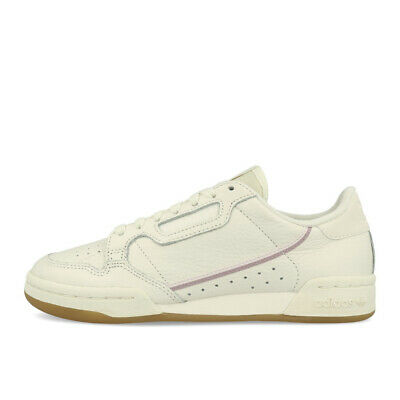 ADIDAS CONTINENTAL 80 W Off White Orchid Tint Soft Vision