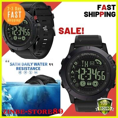 T1 Tact - Military Grade Super-Tough Smart Watch Every Guy in Israel - US STOCK