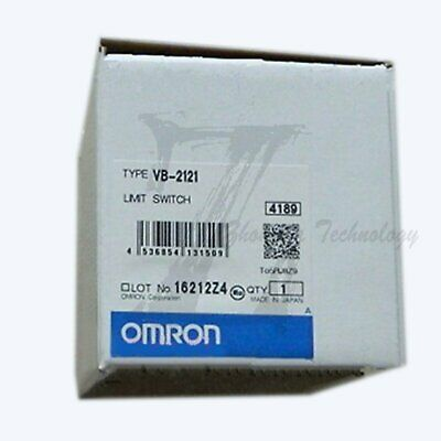 1pc new Omron travel switch VB-2121 one year warranty