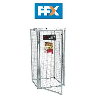 Armorgard GGC5 Gorilla Bolt Together Gas Cage 900 x 900 x 1800mm