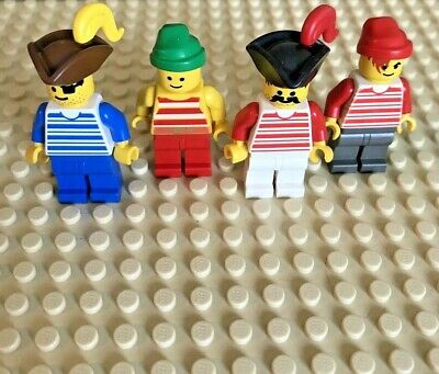 LEGO PIRATES IMPERIAL Guard Minifigures Minifig Creator Vintage Set Bulk Lot