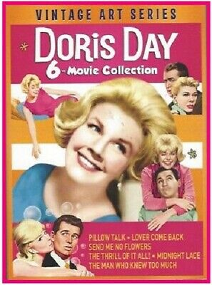 Doris Day Collection - See Description for Titles (DVD DS 424) NEW