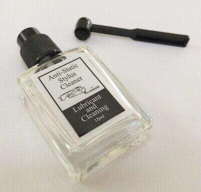 Analogue Studio Stylus Cleaning Fluid & Brush- B Grade - No packaging.RRP £10.95