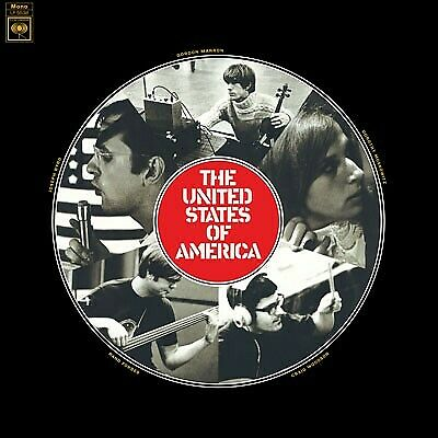 United States Of America - Self Titled VINYL LP LP5538