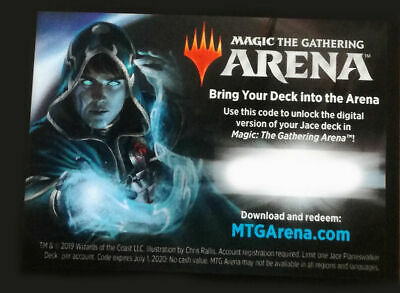 Jace Deck Arena Code Card Online Deck Magic The Gathering free mail Delivery