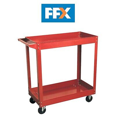 Sealey CX105 Workshop Trolley 2-Level
