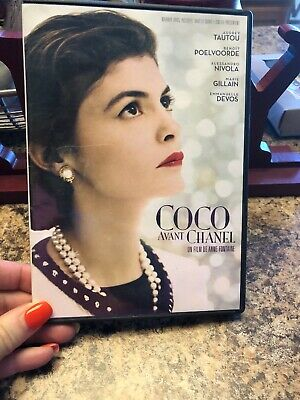 EUC Coco Before Chanel (DVD, 2010, Canadian)