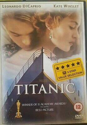 Titanic DVD (2003) Leonardo DiCaprio Good condition