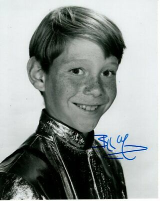 BILL BILLY MUMY signed autographed LOST IN SPACE WILL ROBINSON photo