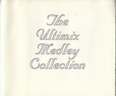 Ultimix MEDLEY COLLECTION 1 LP MADONNA PRINCE PSB TECHNOTRONIC 80S GO GOS NEW