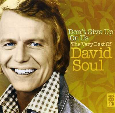 David Soul - Don't Give Up On Us - The Best Of - 2 Cds - New!!