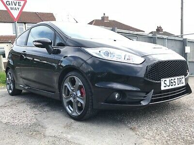 ford fiesta st3 2016 26,000 miles only