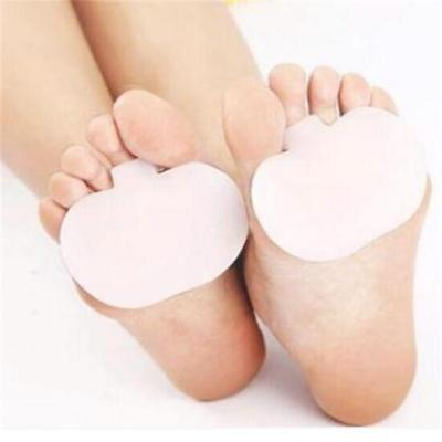 High Quality Silicone Gel Metatarsal Insole Cushion Pad Forefoot Ball Of Foot CO