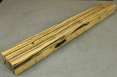 "Black-N-White Ebony Guitar Fingerboard Etc. 1 5/8"" X 2 5/8"" X 24"" (Bwe619)"