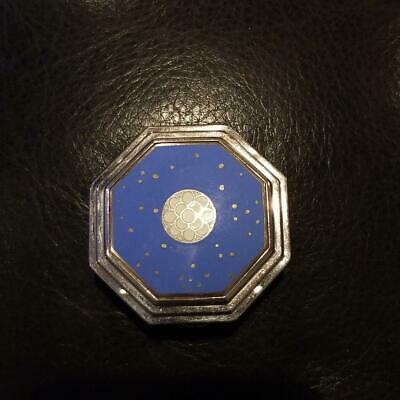 Richard Hudnut, Blue and Silver Cloisonne' Enamel le Debut Compact