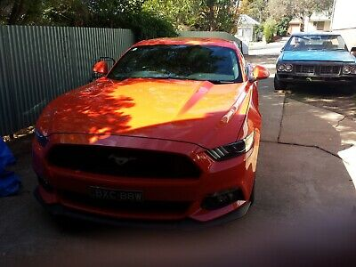 Mustang Gt 5Ltr 6 Speed Manual Fm Fastback Coupe Swap Trade