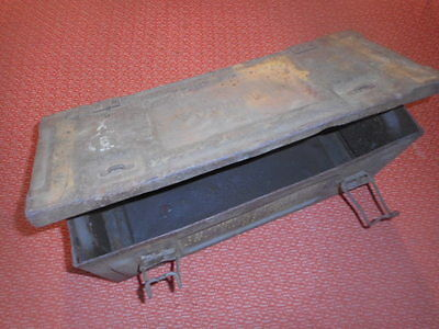 G.britain Army : 1942 Wwii Ammo Can  Wwii 1942  Militaria