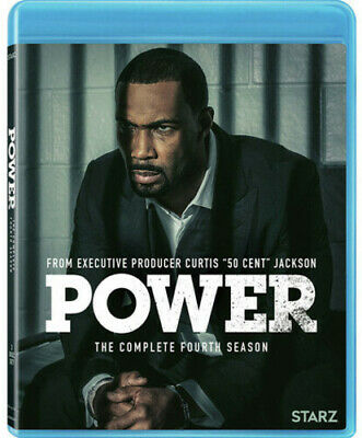 Power: Season 4 [New Blu-ray] Manufactured On Demand, 2 Pack, Ac-3/Dolby Digit