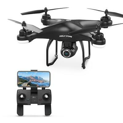 HS120D GPS Drone with FPV 1080p HD Camera Wide Angle Voice
