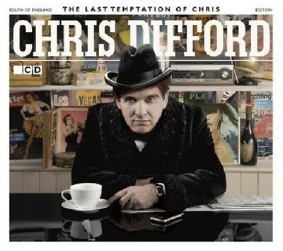 Chris Difford The Last Temptation Of Chris CD NEW SEALED 2008 Squeeze