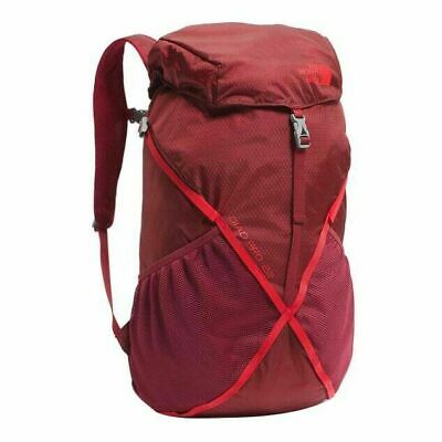 The North Face Diad Pro 22L Backpack Burgundy Bag Unisex NF00CF05LDN A40A
